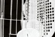 Lichtspiel Schwarz-Weiss-Grau