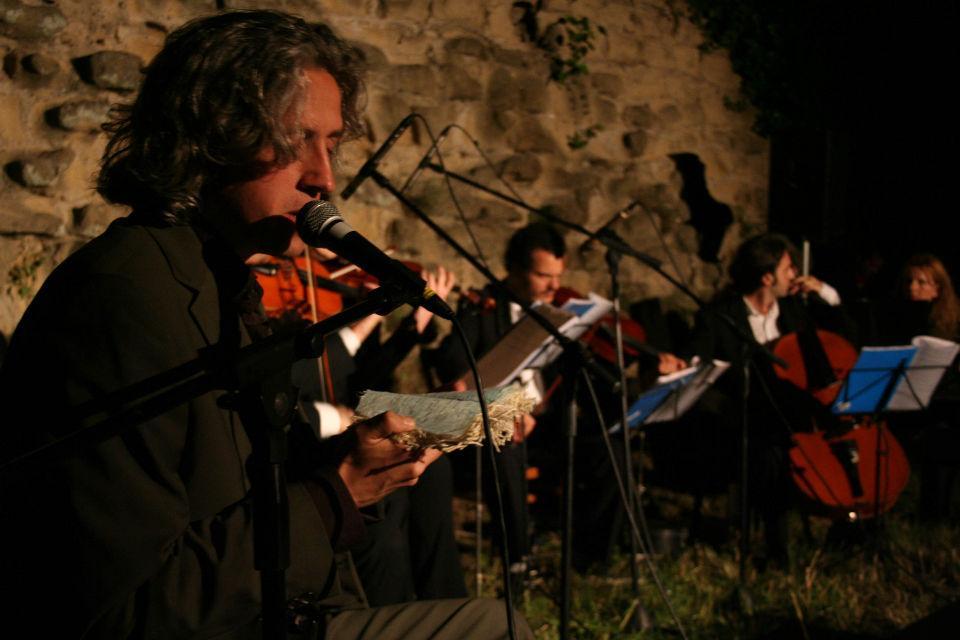Domenico Mennillo - Foglio di Giostre
