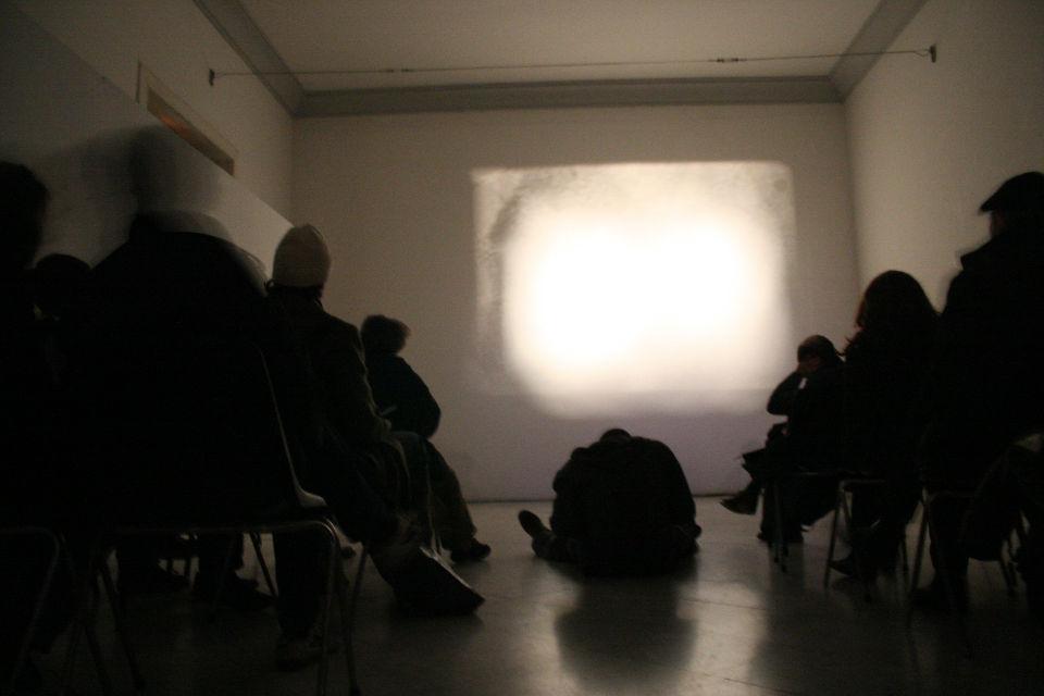 Sandra Gibson Luis Recoder - Untitled